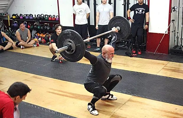Elderly Crossfit