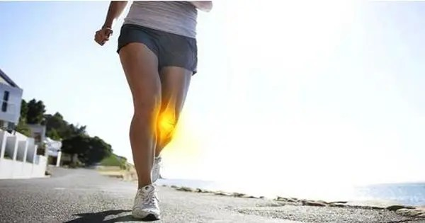 blog picture of lady running by the beach