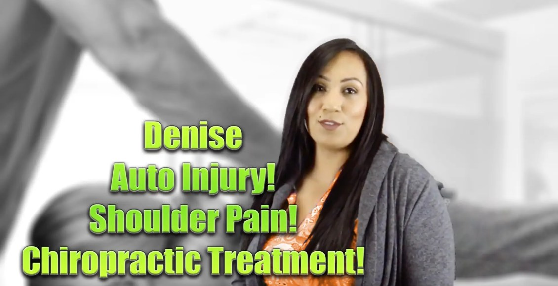 shoulder pain chiropractic treatment el paso, tx.