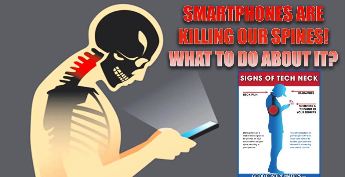 smartphones spine issues chiropractic care el paso, tx.