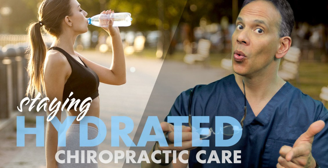 Stay Hydrated El Paso, Texas Injury Medical Chiropractic Wellness Clinic