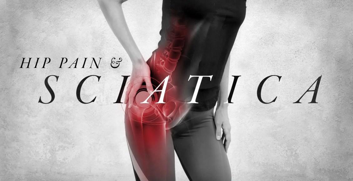 Hip Pain and Sciatica | El Paso, TX Chiropractor