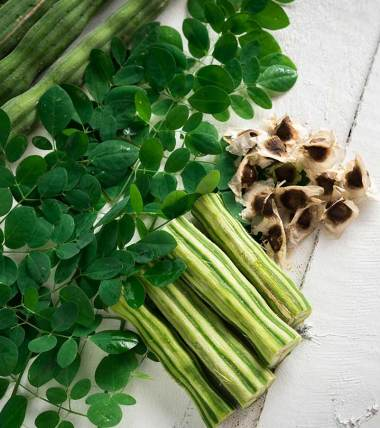 Can-You-Eat-Moringa листьев-Как-Do-они-Detox-Your-Body