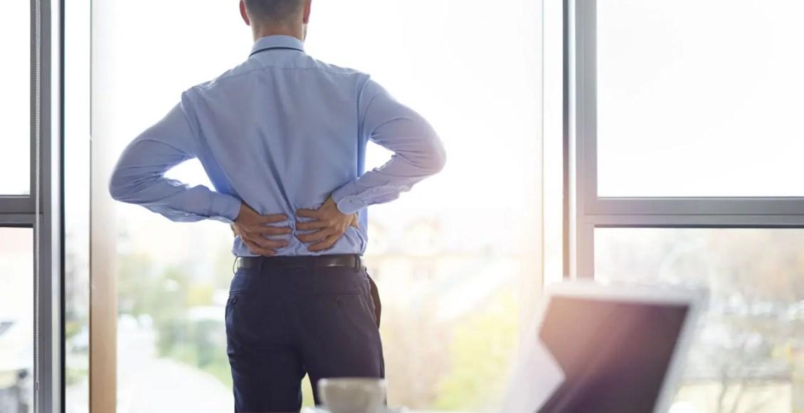 11860 Vista Del Sol, Ste. 126 Lumbago Mild to Severe Low Back Pain Facts/Tips El Paso, TX.