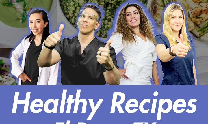 Healthy Recipes El Paso TX