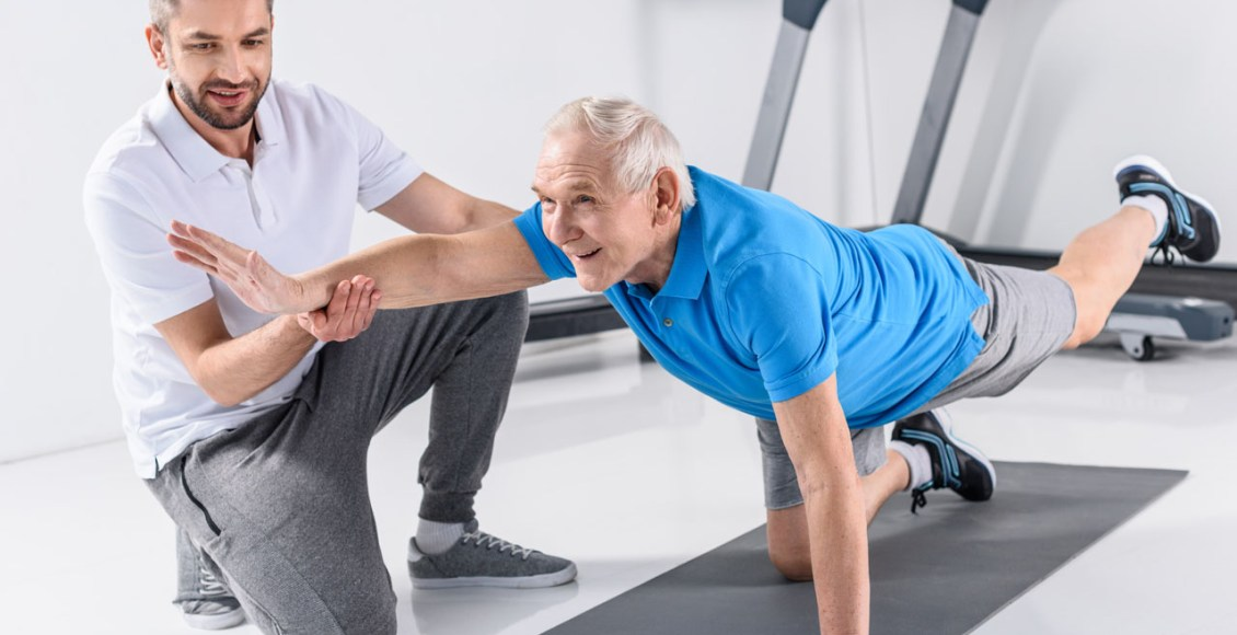 11860 Vista Del Sol, Ste. 128 Don't Give Up On Physical Therapy For Back Pain