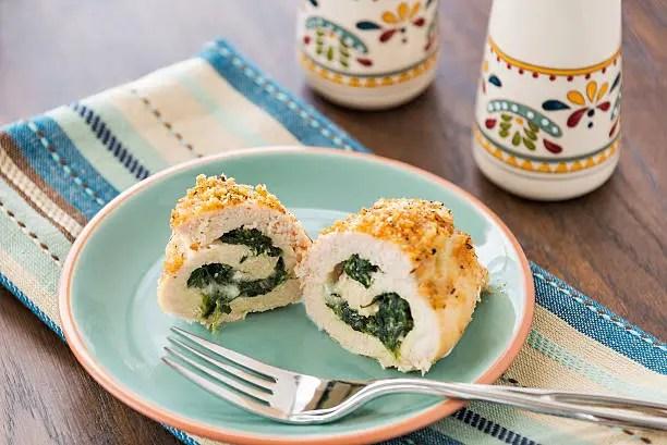 Spinach Stuffed Chicken Recipe El Paso, TX