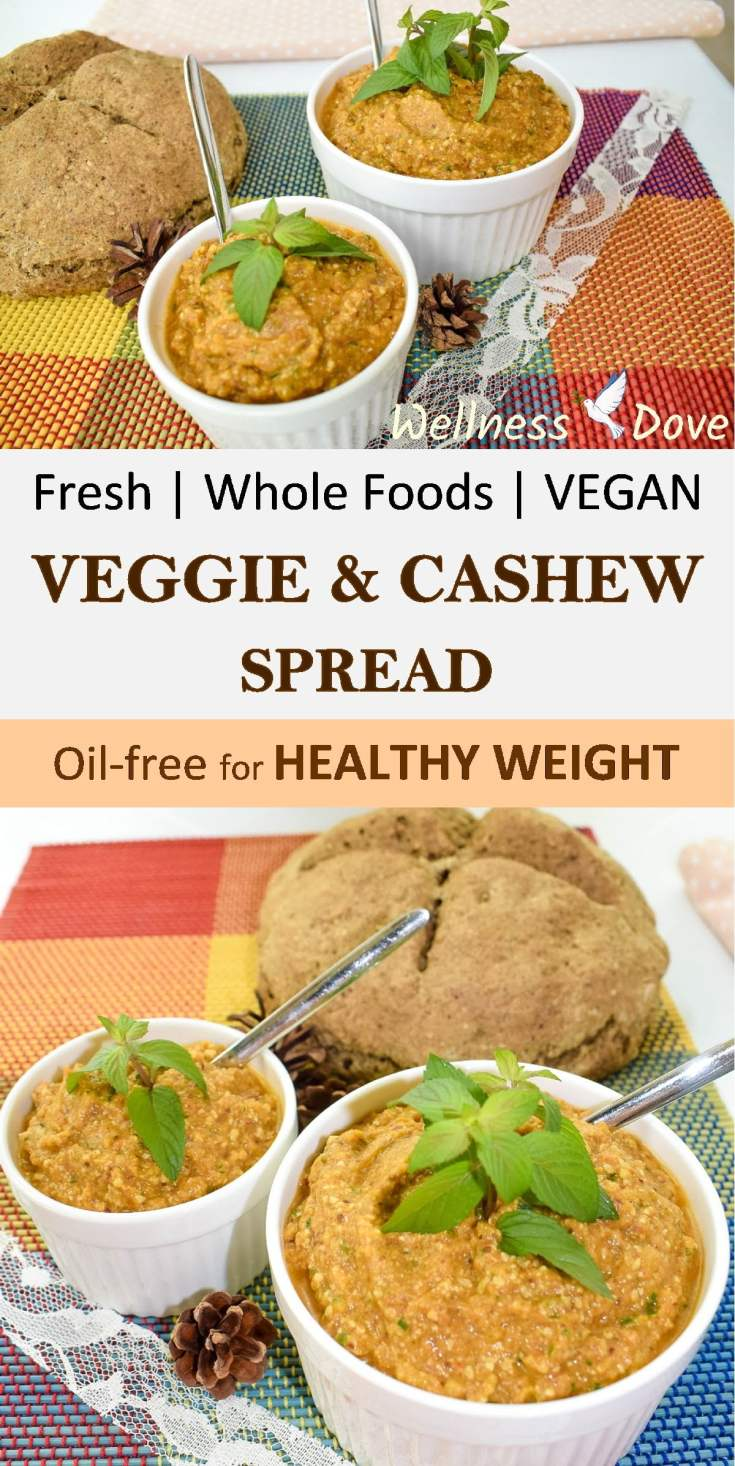 Super healthy and delicious! Oil-free but creamy and appetizing. Perfect for your breakfast sandwich or lunch box!