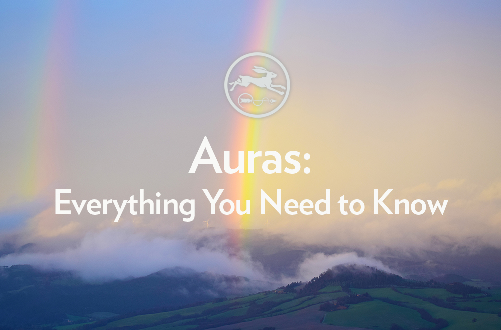how to see auras for beginners