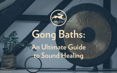 What is a Gong Bath Meditation