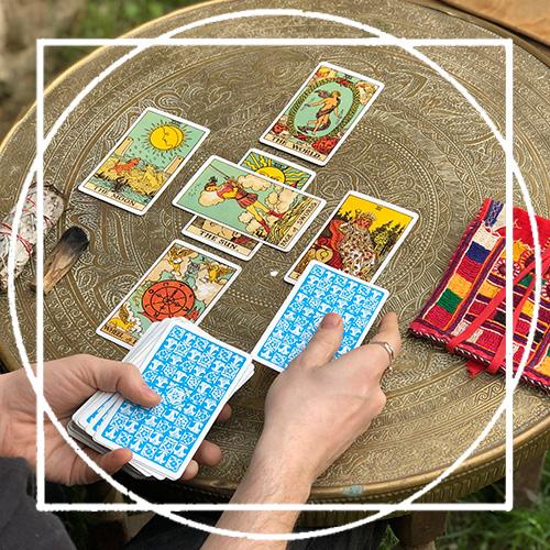 best tarot reader london