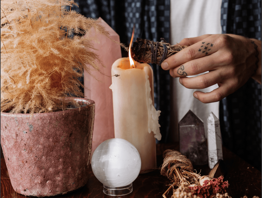 how to get rid of spirits from the home