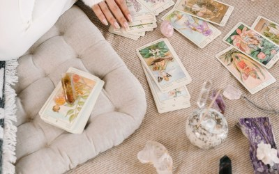 Masterclass – How to Heal Yourself with Tarot | Zoom Event | 19th September 2021