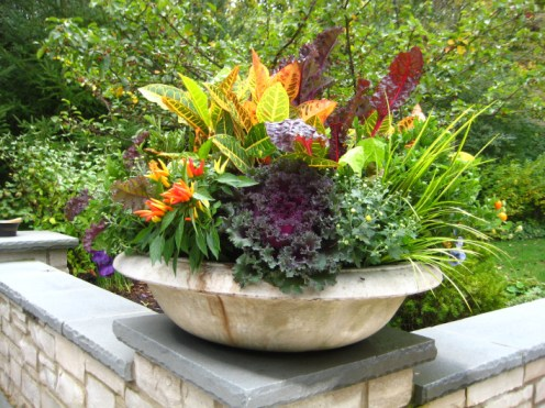 Autumn Pot