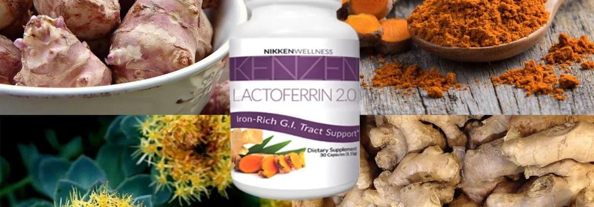 why do I need lactoferrin 1