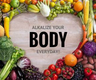Alkalize Your Body Everyday