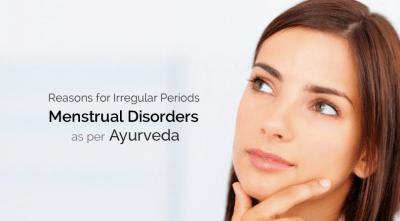 Menstrual Disorders Ayurveda