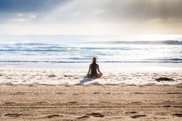 Sea Side Meditation and Relaxation