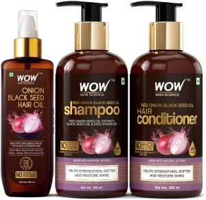 Hair Care Kit by WOW Skin Science