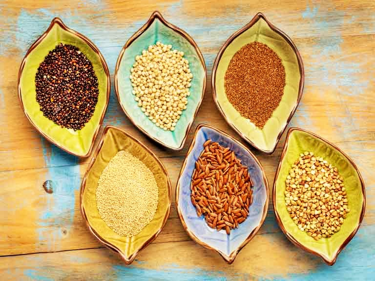 Ancient Grains of the World