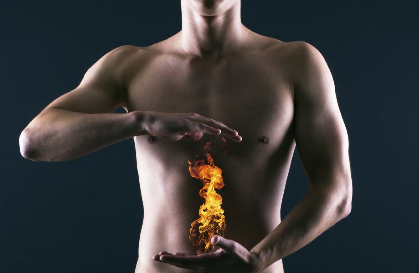 Ayurveda Fit Body Means Good Digestive Fire(Metabolism)