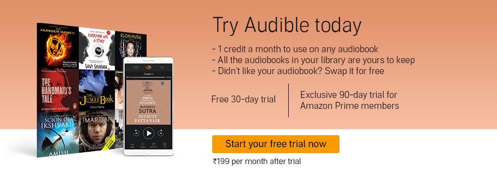 Try Wellness Audiobooks on Audible Today! Enjoy an amazing collection of bestselling audiobooks on Wellness, Spirituality & Mindfulness. Download the free Audible App & start your free trial now! Get a 30 day Free Trial.  Download the free app.