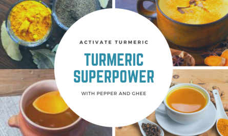 Simple Ways to Activate Turmeric for Holistic Health