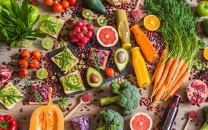 Whole Grain Plant Based Diet