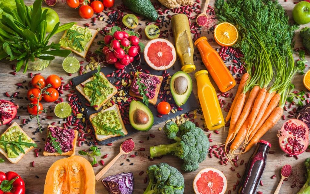 Positive Pranic Food- Plant Based Diet