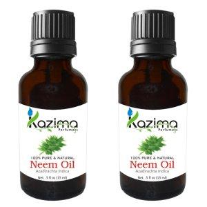 KAZIMA Neem Cold Pressed Oil
