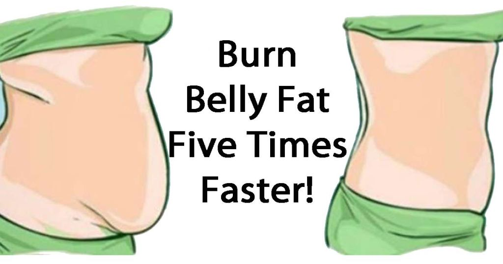 Burn Belly Fat Faster