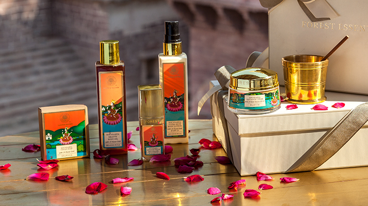 Forest Essentials Beauty Products