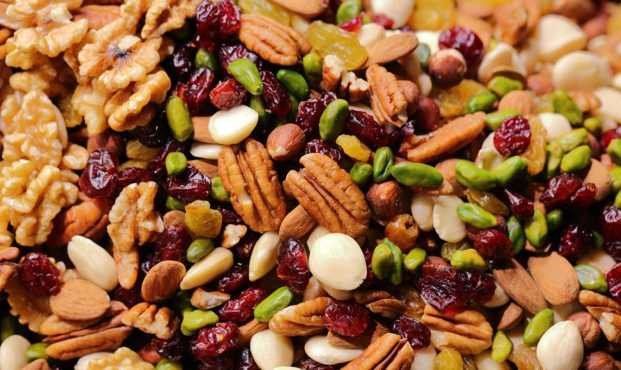 Raw Nuts are Super Healthy, Plant Proteins, Boost HDL