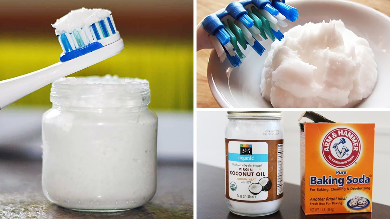 How to Make Natural Toothpaste Ayurveda Way
