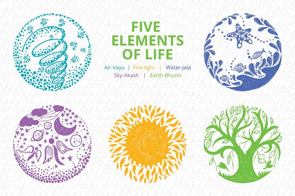 Five Elements of Life, Healing Power of Nature