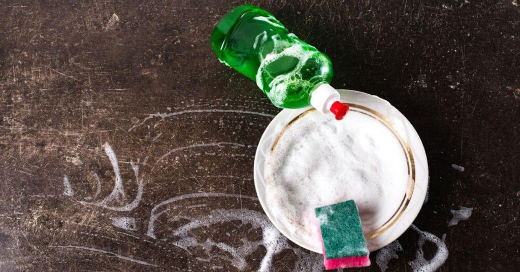 Avoid Dishwashing Soaps