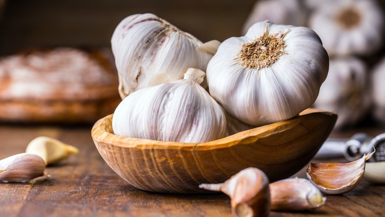 Garlic- An ancient natural antibiotic