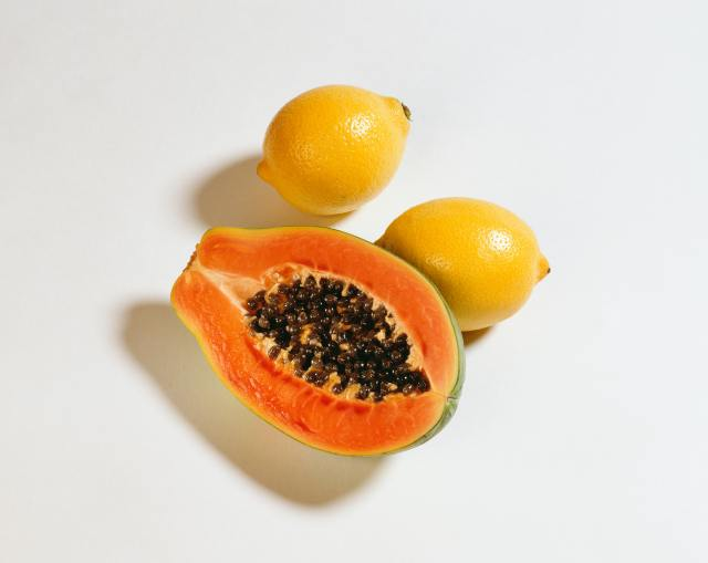 Papaya is best enjoyed fresh, whether as a salad or in the form of a juice.