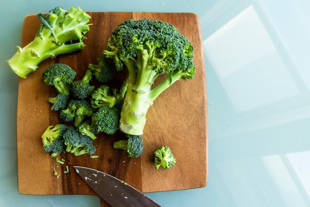 Broccoli is also a great naturally occurring source of vitamin C