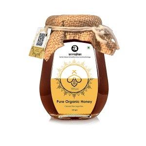 Unprocessed Ayurvedic Honey for Immunity Boosting