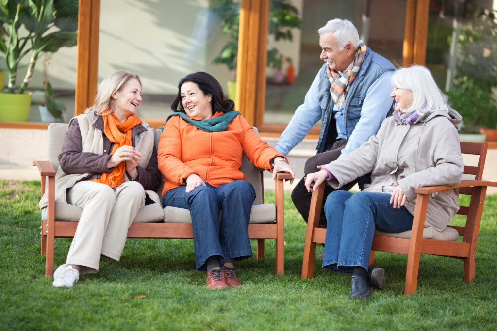 Redefining health and well-being in older adults.
