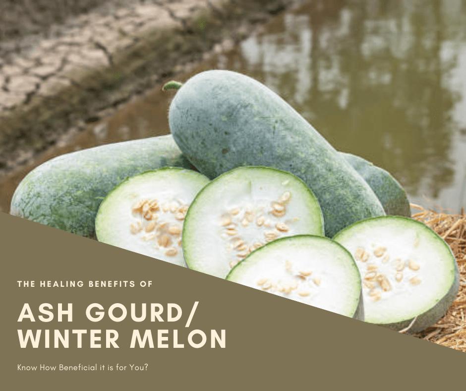 Ash Gourd: The Healing Benefits of Ash Gourd Juice