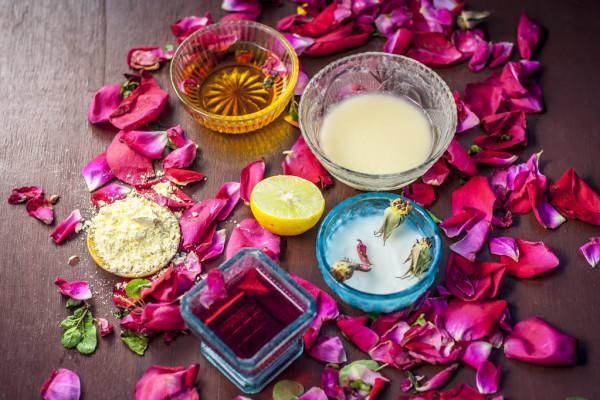 Rose Petal Benefits