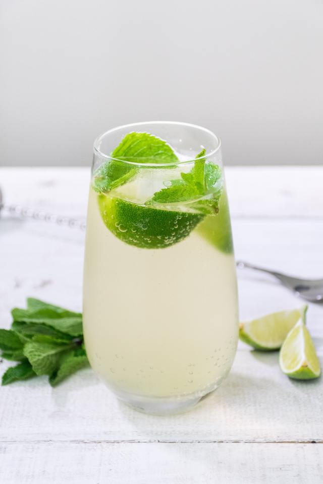 Lemon detox to remove toxins and cleanse the body.