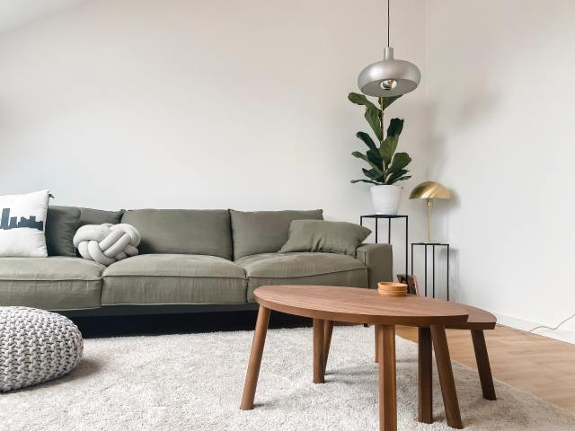 Declutter your Space, clean living
