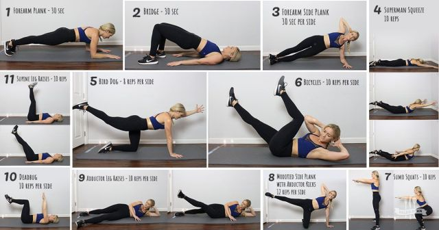 11 poses to help with back pain attack