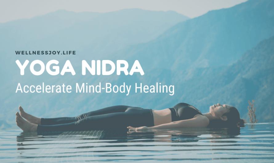 Yoga Nidra Sleep Meditation for Insomnia, Stress