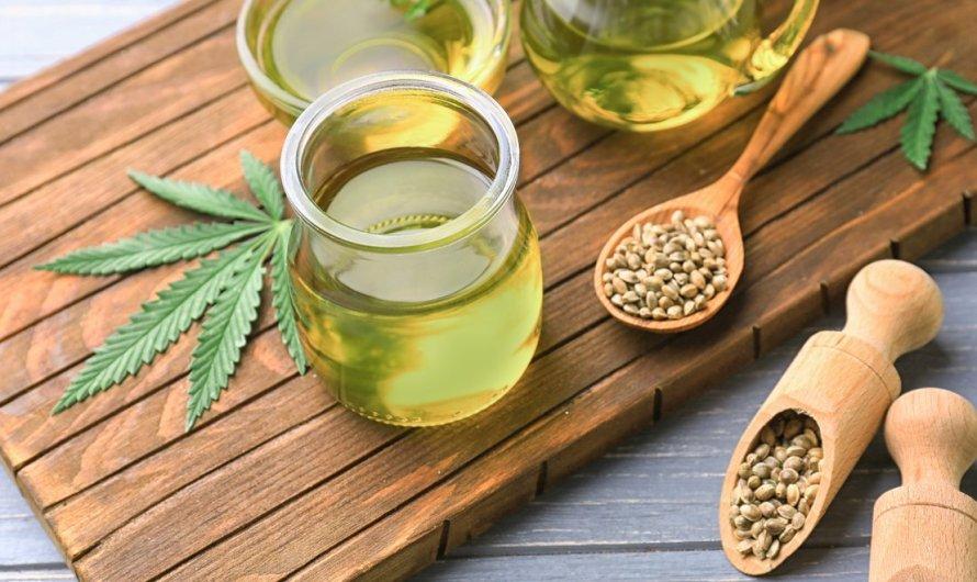 Hemp Seed Oil- Cannabis Health and Wellness