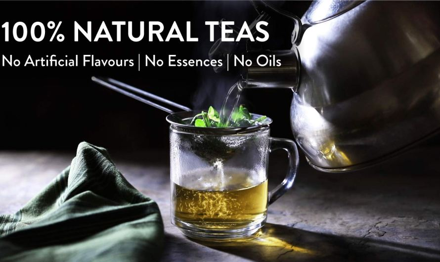 Healthy Gut-Friendly Teas, Boost Your Immune System