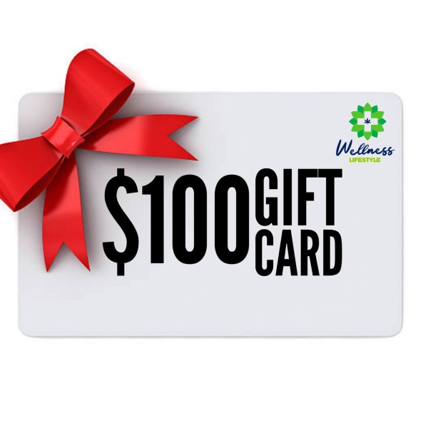 Wellness Lifestyle $100 Gift Card